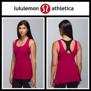 Lululemon wrappers delight tank NWT